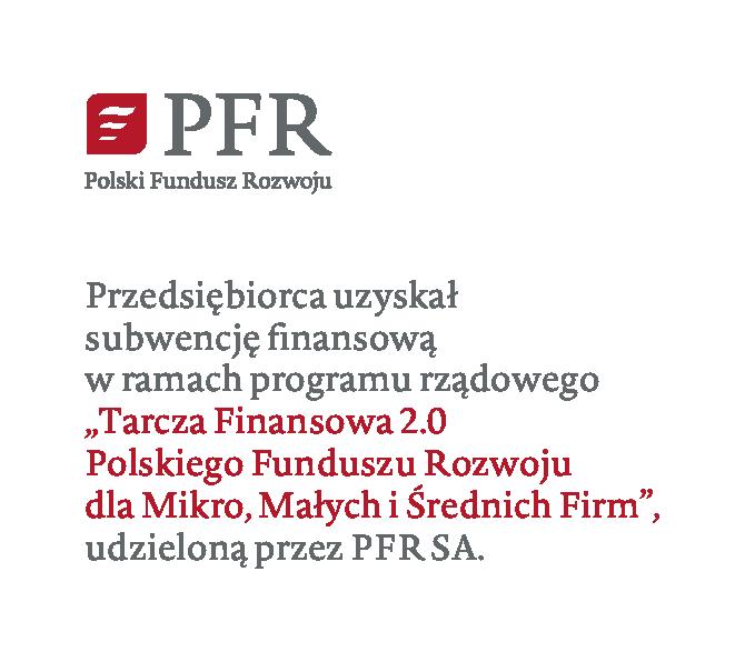 plansza informacyjna PFR