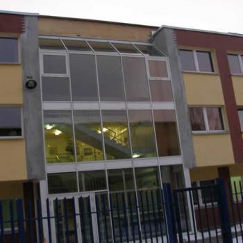 Szklana Fasada Bombardier Wrocław