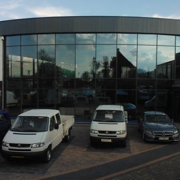 Salon Samochodowy Merc Bus Pietrzykowice