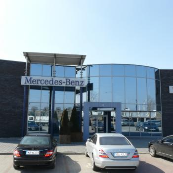 Salon Samochodowy Mercedes Viva