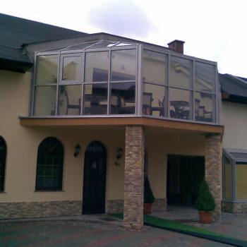 Szklana Zabudowa Balkonu Żywiec