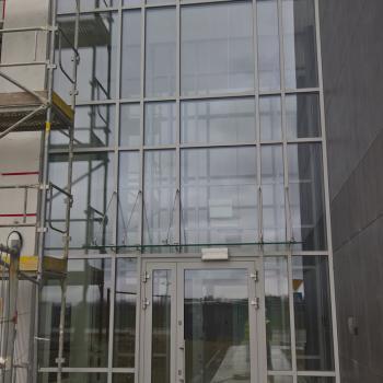 Budynek firmy Żywiec Zdrój